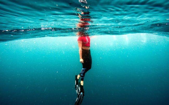 Plongée sport santé et bien-être
